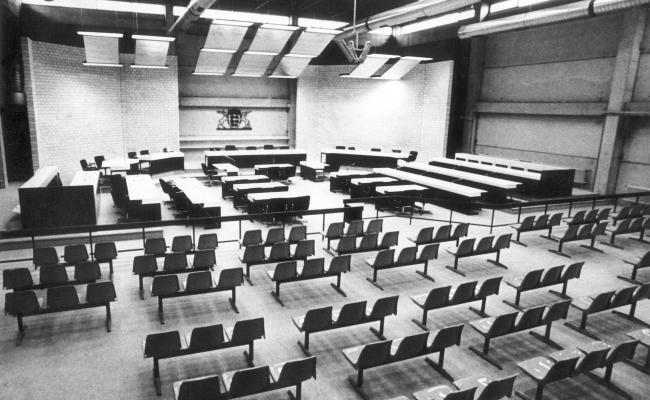 Prozess gegen Baader-Meinhof-Gruppe